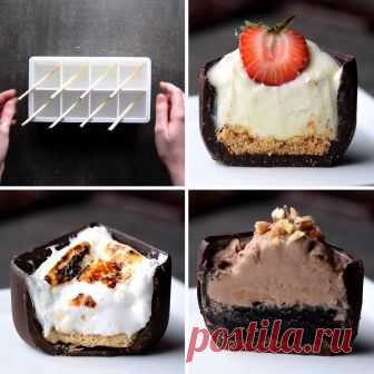 So Yummy - Think outside the box! Channel your inner chocolatier...