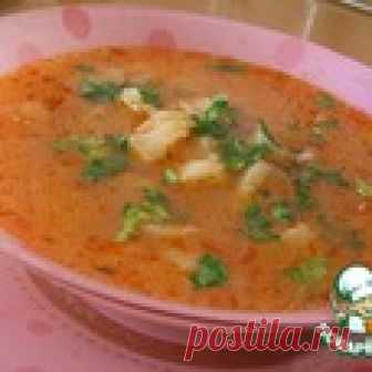 Рыбный суп из Хорватии Кулинарный рецепт