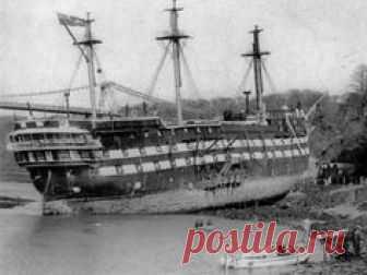 Historical Photos Of Wooden Ships.