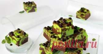 Шоколадово ментов  фъдж