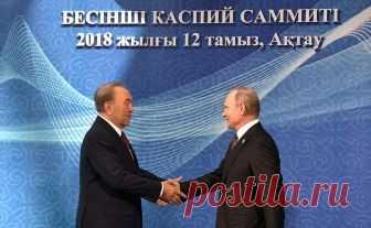 «Эпохальное событие»: подписана Конвенция о правовом статусе Каспийского моря
