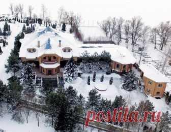 Дом Филиппа Киркорова - Home and Garden