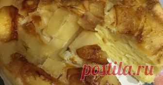 Яблочный пирог Автор рецепта Alina Tattimbetova Яблочный пирог - пошаговый рецепт с фото. Долго шла к идеальному для меня яблочному пирогу и наконец мы встретились☺️Вроде, кажется, самый простой рецепт, но есть тоже свои тонкости. Рецепт идеален для выпечки в мультиварке, но можно и в духовке испечь, если очень постараться.