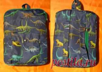МК: шьем детский рюкзак   Шкатулка