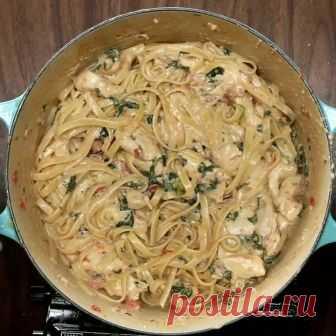 Tasty - Your beloved fettuccine pasta gets a few upgrades 😍!
