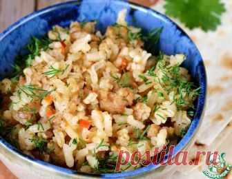 Рис с фаршем - кулинарный рецепт