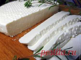 Лучший рецепт домашнего адыгейского сыра