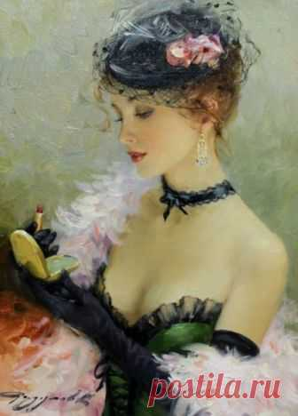 Женский образ в живописи | К вопросам о самореализации