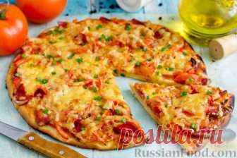 Пицца - только лучшие рецепты!
