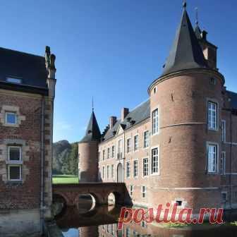 Замки Бельгии: Алден Биесен
