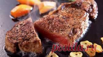 Мясо не будет прилипать ко дну кастрюли или сковороды