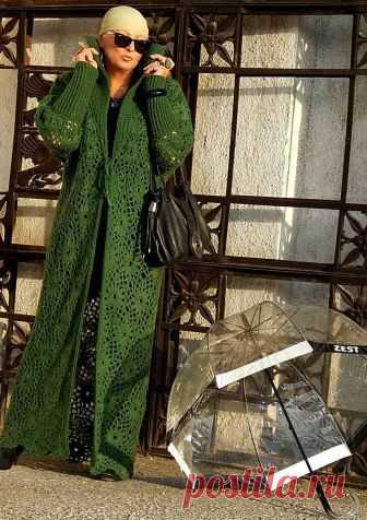 наталья агасиева вязание крючком постила