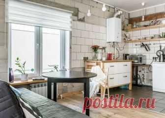 Кухни с газовой колонкой: как спрятать или оформить колонку в дизайне интерьера кухни в хрущевке и не только