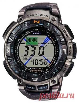 0551ac14 Купить Наручные часы CASIO PRG-240T-7E по выгодной цене на Яндекс.Маркете