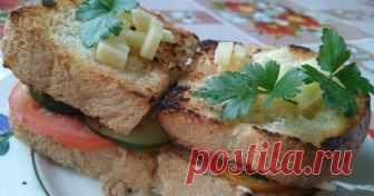 Вкуснющие бутерброды Автор рецепта kreativ pozitiv Вкуснющие бутерброды - пошаговый рецепт с фото.