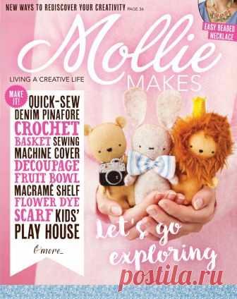 Mollie Makes №83 2017