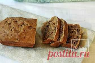 Pumpkin bread with nuts - the recipe with photos - Patee. Recipes