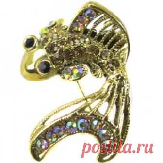 Купить брошь БРОШКА 3517118 бижутерия в Москве