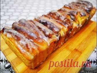 OTRYVNOY el PASTEL de calabazas la receta Preparamos el pastel SABROSO TIERNO y PERFUMADO con el Amor
