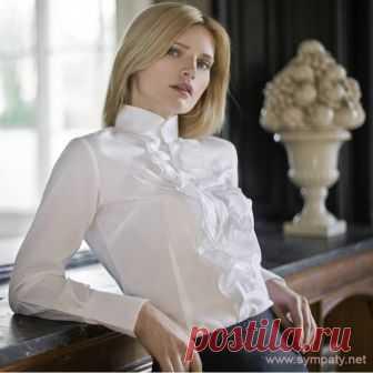 Как отбелить белую рубашку самостоятельно
