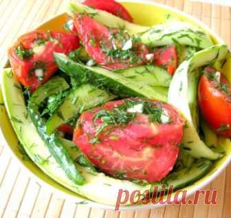 Хрустящие малосольные овощи в пакете. Экспресс рецепт - хоть на закуску, хоть вприкуску! / Видео-рецепты / TVCook: пошаговые рецепты с фото