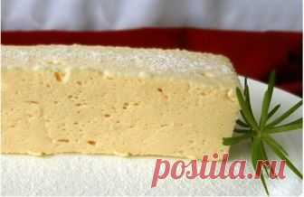 Суфле (прослойка для тортиков и десертов)