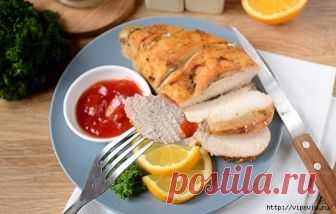 Рецепты куриного филе в духовке