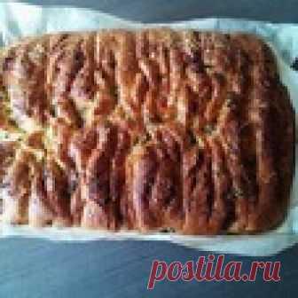 Сырно-чесночный хлеб Кулинарный рецепт