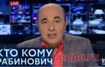 Кто кому Рабинович (13.05.2018) смотреть онлайн бесплатно новый выпуск