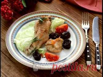 Это очень вкусное блюдо из мяса индейки с черносливом внесет разнообразие в повседневное меню и обогатит его новыми вкусами и ароматами.