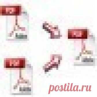 Объединить PDF С помощью этого сервиса вы можете объединить несколько PDF файлов в один