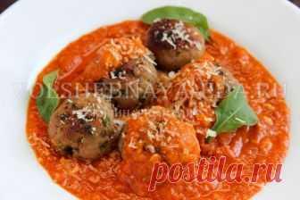 Митболы из говядины                     Митболы — мясные шарики с добавками в соусе, блюдо итальянской и американской кухни. Стоит присмотреться!        Чем митболы отличаются от наших «ежиков», фрик…