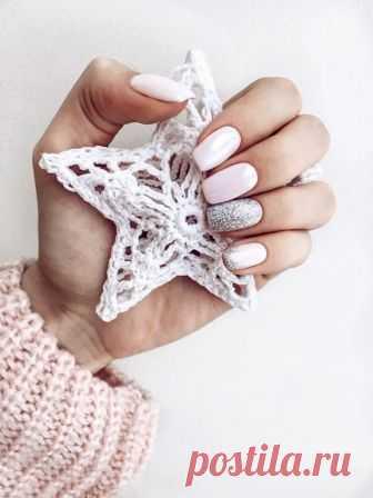Модный маникюр зима 2018-2019 года: фото-новинки зимнего дизайна ногтей, тенденции