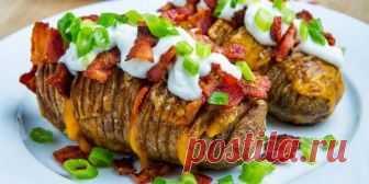 Как запечь картошку: 13 лучших рецептов — Лайм