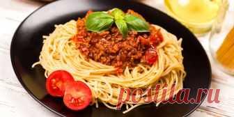 Готовьте спагетти болоньезе, пасту карбонара, фетучини Альфредо так, как это делают в Италии.