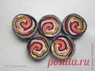 Камни самоцветы из ткани  У меня появились вот такие самоцветы. Поделюсь с вами технологией их изготовления. Сразу скажу, что придумка не моя. Увидела передачу (что-то зарубежное )по телевизору и решила повторить. Очень понра…