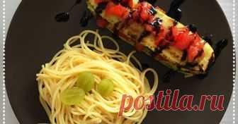 Аппетитный молодой кабачок с томатами Автор рецепта Диана Казыханова Аппетитный молодой кабачок с томатами - пошаговый рецепт с фото. #кабачок #цукини #веганство #вегетарианство #цукинистоматами #паста #веган #кабачки #спагетти #помидор #томат