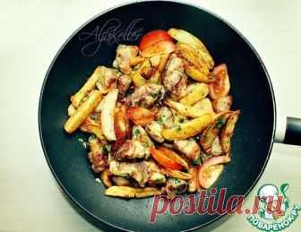 Оджахури - кулинарный рецепт