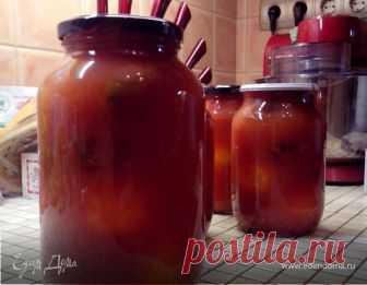 Помидоры в собственном соку рецепт 👌 с фото пошаговый | Едим Дома кулинарные рецепты от Юлии Высоцкой