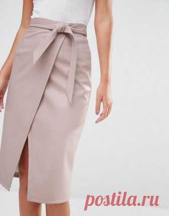 Юбки, которые скрывают недостатки фигуры Этот модный фасон юбки не зря становится таким популярным. Интересный крой позволяет не только выглядеть стильно и красиво, но решает ряд важных проблем: