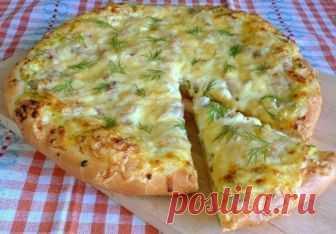 Домашняя пицца с вкуснейшим, нежным тестом Не обязательно идти в пиццерию, чтобы попробовать вкусную итальянскую пиццу. Ее можно приготовить и дома. Главный секрет вкусной пиццы  (на мой взгляд)  — это тесто. Ингредиенты любые на ваш вкус.   Х…