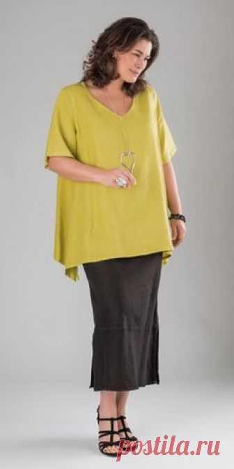 Belladonna lime linen v neck top and skirt