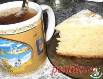 Пирог на сгущенке в мультиварке - кулинарный рецепт