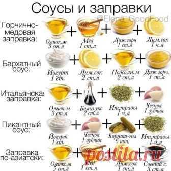 Las salsas y las gasolineras
