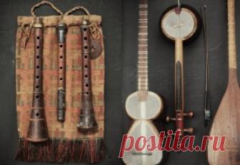 Армянские музыкальные инструменты: обзор