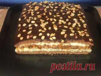 Лучшие кулинарные рецепты : Торт домашний - вкусно и просто!