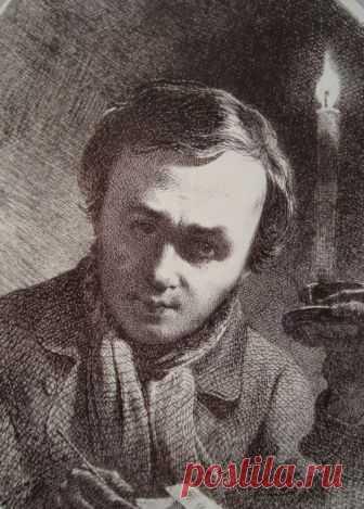 Освобождение Тараса Шевченко из крепостной зависимости