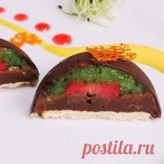 Фабиоса - Роскошный трехслойный десерт! 😍