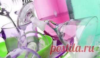 Эко-средства для мытья посуды