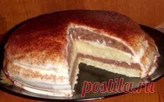 Восхитительный торт на кефире: вкусный рецепт простого лакомства Лакомьтесь и испытывайте гастрономическое удовольствие!